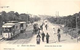 59-MALO-LES-BAINS- AVENUE DES BAINS DE MER - Malo Les Bains