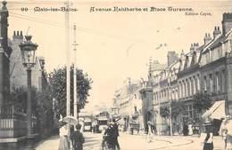 59-MALO-LES-BAINS- AVENUE FALDHERBE ET PLACE TURENNE - Malo Les Bains