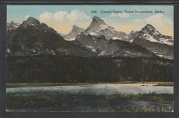 CPA - IDAHO - Grand Teton, Teton Mountains (Lot 428) - Etats-Unis