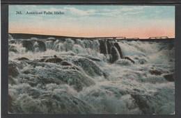 CPA - IDAHO - American Falls (Lot 429) - Etats-Unis