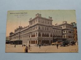 RAILWAY STATION Cape Town ( Valentine ) Anno 1919 / 20 > Gent ( See Photo ) ! - Afrique Du Sud