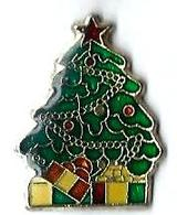 NOEL - N5 - SAPIN - Verso : SM - Christmas