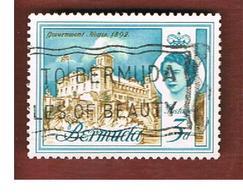 BERMUDA - SG 165  -   1962 GOVERNMENT HOUSE - USED° - Bermuda