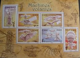 PTT/279 - MACHINES VOLANTES - BLOC NEUF** N°103 - Neufs