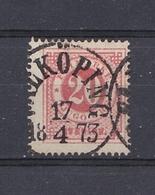 SWEDEN SCHWEDEN 1872 MI 22 Aa  USED - Schweden