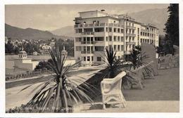 BLED (Jugoslavija) - Grand Hotel Toplice, 1930? - Slowenien