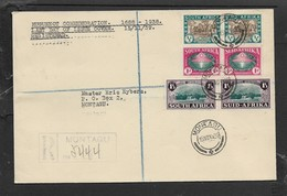 S.Africa, Huguenot Commemoration Last Day Of Issue MONTAGUE 15 NOV 39 > MONTAGUE - South Africa (...-1961)
