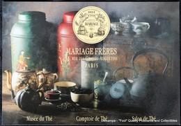 Mariage Frères Magasin Winkel Shop Thé Tea Musée Comptoir Salon - Magasins