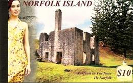 NORFOLK ISLAND, 2001, Booklet 15, Prestige: Parfums De Pacific - Norfolk Island