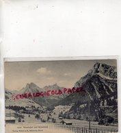 SUISSE -   DIEMTIGTAL UND GRIMMIALP - BERNE -BERN- 1918 - BE Berne