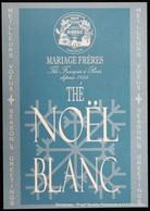 Mariage Frères Magasin Winkel Shop Thé Tea Noël Blanc - Magasins