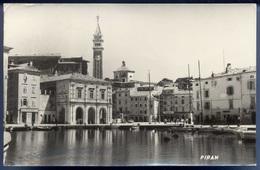 PIRAN, Fotokarte Gelaufen Um 1965, Gute Erhaltung - Slowenien