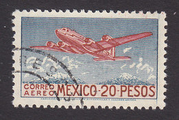 Mexico, Scott #C179, Used, Douglas DC-4, Issued 1947 - Mexico