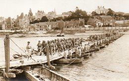 Vends Carte  Photo  Groupe De     MILITAIRES ( ANGERS, Infanterie - Régiments