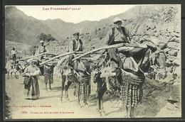 ANDORRA- CARTE POSTALE 10 54 LES PYRÉNÉES (3ª SÉRIE)(H.51) - Andorra