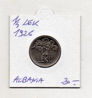 Albania - 1926 - 1/4 Lek - (MW1418) - Albanie