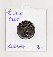 Albania - 1926 - 1/4 Lek - (MW1418) - Albania
