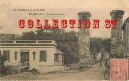 19 ☺♦♦ BEAULIEU - ENTREE Du PONT - Autres Communes