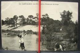 JFC. 39. Cantaléjo. Les Porretaies Pêcheurs Du Céja - Autres