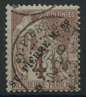Saint Pierre Et Miquelon (1891) N 20 (o) - St.Pierre Et Miquelon
