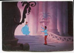 CARTOLINA WALT DISNEY CENERENTOLA CINDERELLA - Disneyland