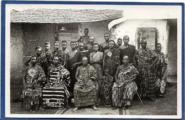 CPSM Cote D'Ivoire Afrique Noire Ethnic Type Non Circulé Roi King - Ivory Coast