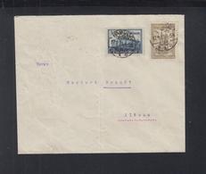 Dt. Reich Brief 1923 Nach Altona - Briefe U. Dokumente