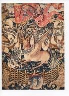 Tapisserie Royale Du Cerf Ailé Ateliers De La Loutre Milieu XVè S. (cp Vierge) - Arts