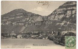 Veyrier Et Le Salève Edit Charnaux 5240 - GE Genève