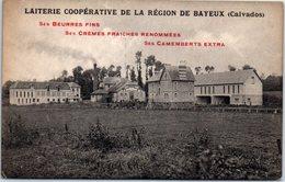 14 -- BAYEUX --  Laiterie Coopérative De La Région - Bayeux