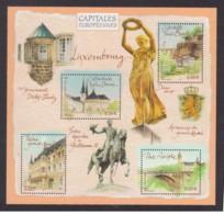 Francia - 2003 - Nuovo/new MNH - Capitali Europee - Mi Block 36 - Francia