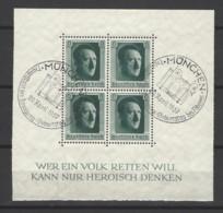 Germania Reich - 1937 - Usato/used - Hitler - Mi N. 646 - Gebruikt