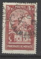 Monaco - 1933 - Usato/used - Vedute - Mi N. 127 - Gebruikt