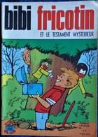 BIBI Fricotin N° 28 - BIBI FRICOTIN Et Le Testament Mystérieux  - ( 1971 ) . - Bibi Fricotin