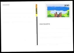 BUND PSo60 I Sonderpostkarte EIFEL ** 1999 - Ferien & Tourismus