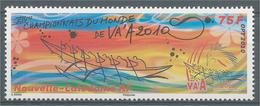New Caledonia, Va'a World Championships, Polynesian Canoe, 2010, MNH VF - Unused Stamps