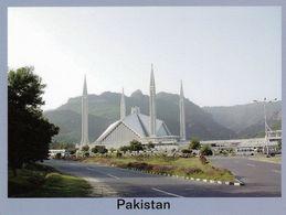 1 AK * Pakistan * Die Faisal Moschee In Islamabad - Hauptstadt Pakistans * - Pakistan