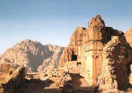 1 AK Jordanien Jordan * Das Antike Petra - Seit 1985 UNESCO Weltkulturerbe * - Jordanien