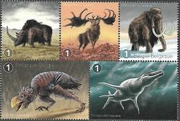 2018 Fauna Prehistorie Mamoet Mammut Mammouth Mammoth MNH ! - Belgium