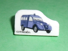 Fèves / Sports / Vehicules : Voiture , 2 CV Citroen     T17 - Sports