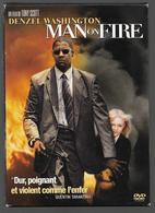 Man On Fire Dvd - Crime