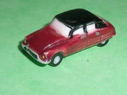 Fèves / Sports / Vehicules : Voiture , DS  Citroen    T17 - Sports