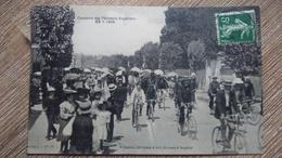 CPA Concours Des Pêcheurs Angeriens 1906 St Jean D'Angély Vélo Animation Charente Maritime 17 - Saint-Jean-d'Angely