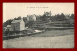 Trestel * Les Villas    ( Scan Recto Et Verso ) - France