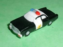 Fèves / Sports / Vehicules : Voiture De Police Américaine  T17 - Sports