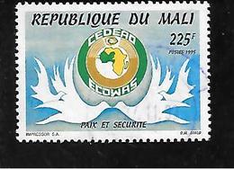 TIMBRE OBLITERE DU MALI DE 1995 N° MICHEL 1346 - Mali (1959-...)