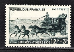 FRANCE 1952 -  Y.T. N° 919 - NEUF** /4 - France
