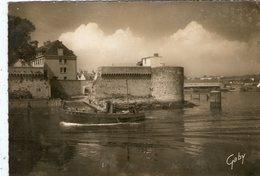 29-concarneau-les Remparts De La Ville Close - Concarneau