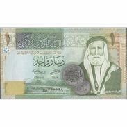 TWN - JORDAN 34i - 1 Dinar 2016 UNC - Jordanie