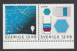 Suède - 2009 - Europa - 2669 Et 2670 ** (MNH) - 2009